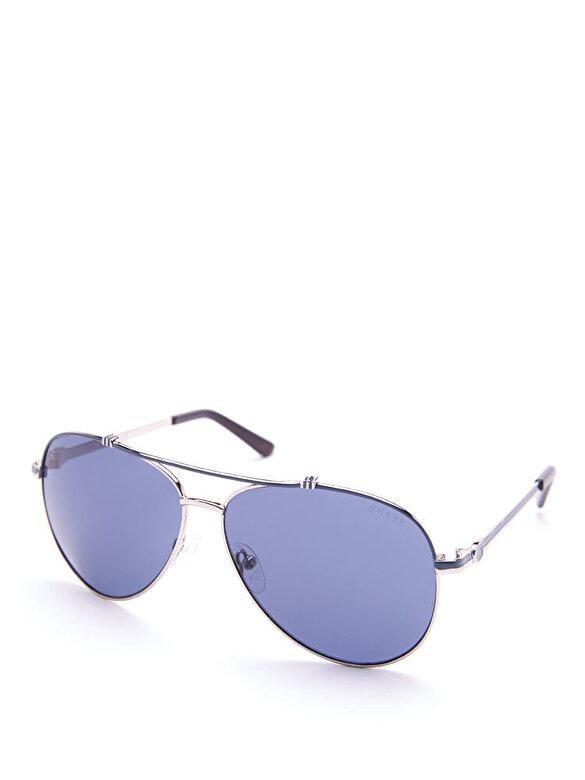 Guess - Ochelari de soare Guess GF6016 10V - Argintiu