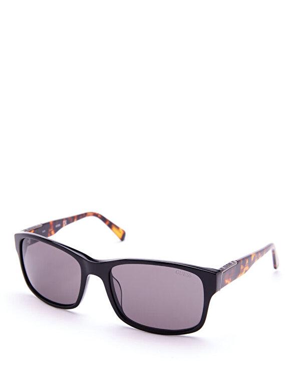 Guess - Ochelari de soare Guess GU6865 01A - Maro