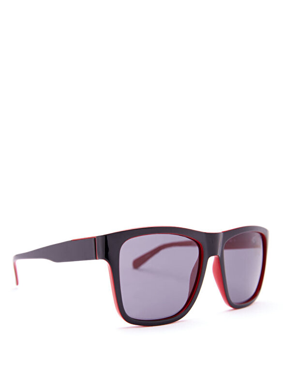 Guess - Ochelari de soare Guess GU6882 05A - Negru-rosu