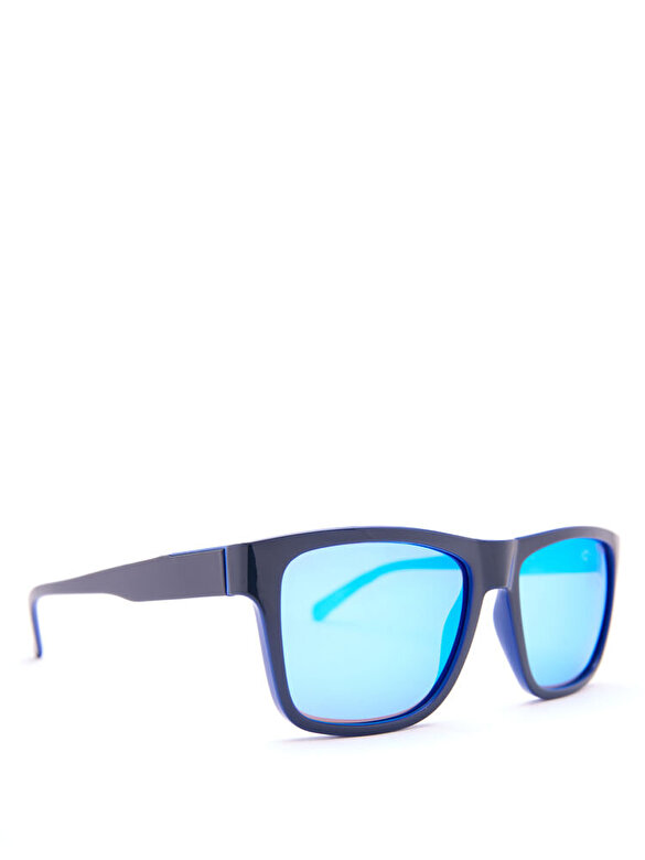Guess - Ochelari de soare Guess GU6882 92X - Albastru-negru