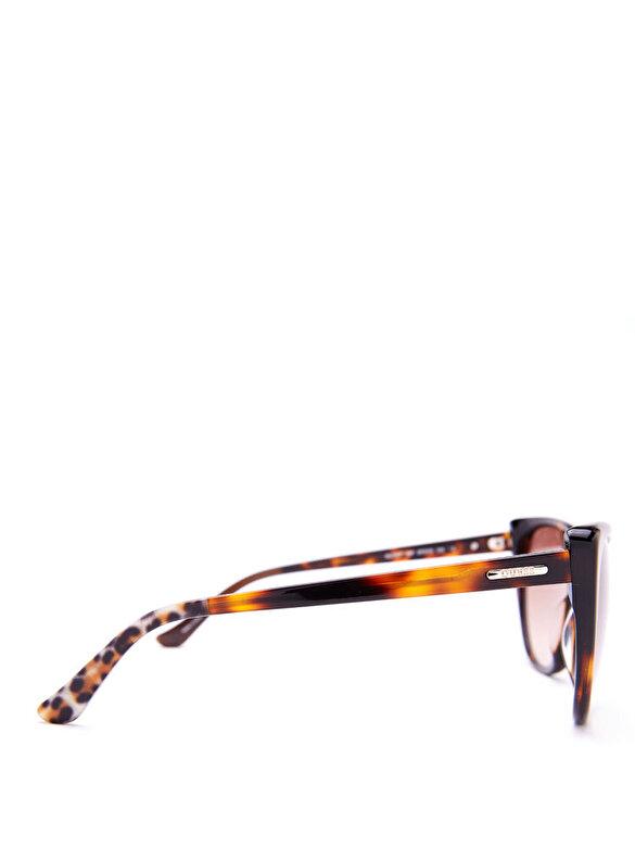 Guess - Ochelari de soare Guess GU7427 52F - Maro