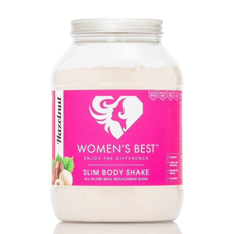 Women's best - Slim Body Shake - Alune 1200 g - Incolor