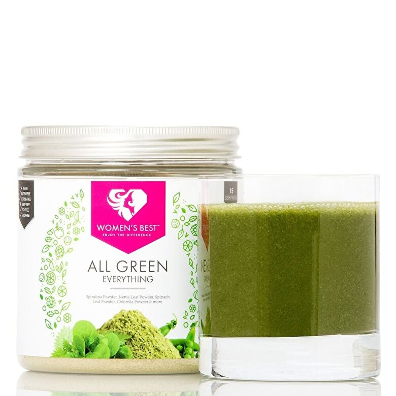 Women's best - Green Superfood Smoothie 400 g - Incolor