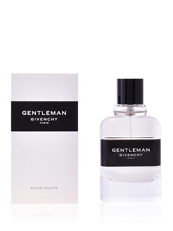 Givenchy - Apa de toaleta Gentleman (2017), 50 ml, Pentru Barbati - Incolor
