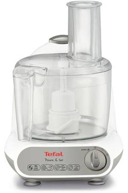 Tefal - Robot de bucatarie Tefal Poivre & Sel DO211111, 500 W, 1,5 L, Alb - Alb