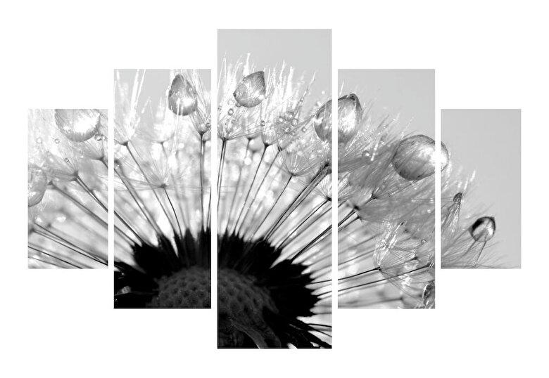 Miracle - Tablou decorativ multicanvas Miracle, 236MIR1934, 5 Piese, MDF - Multicolor