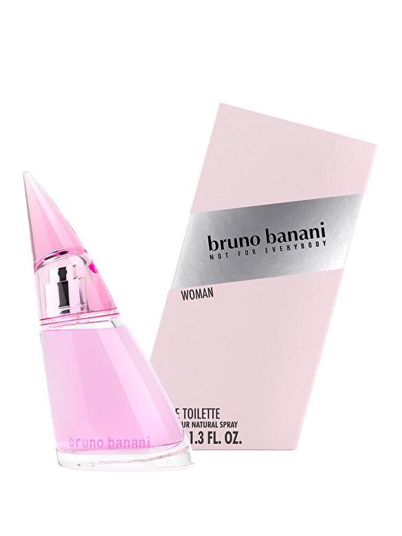 Bruno Banani - Apa de toaleta Bruno Bannani Woman, 40 ml, Pentru Femei - Incolor