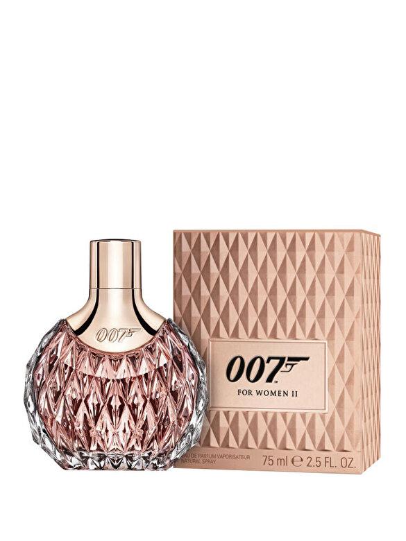 James Bond - Apa de parfum James Bond 007 II, 75 ml, Pentru Femei - Incolor