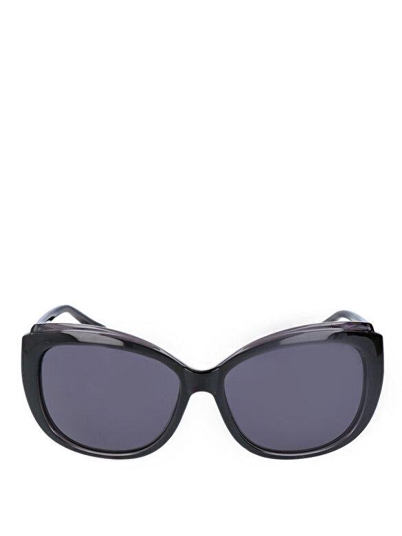Moschino - Ochelari de soare Moschino MO716 01S - Negru