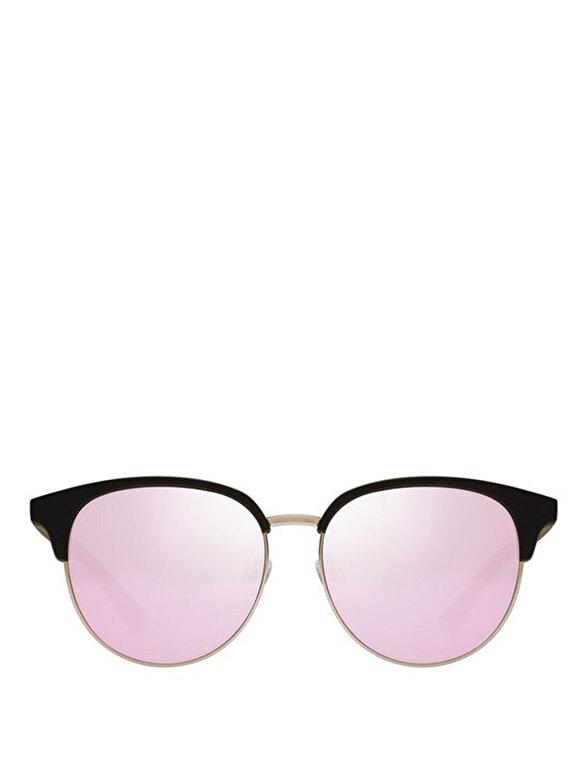 Le Specs - Ochelari de soare Deja Vu Black Rubber - Negru