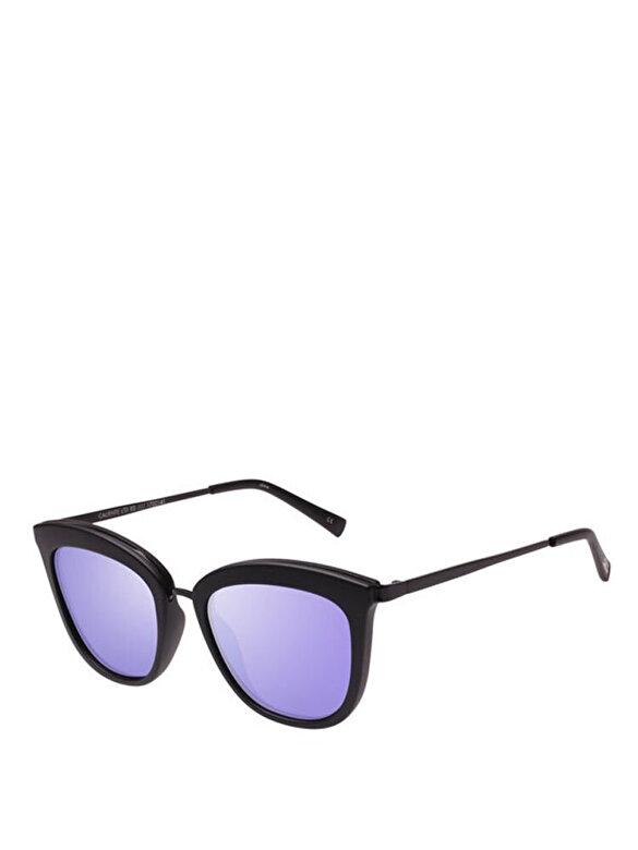Le Specs - Ochelari de soare Caliente Matte Black Editie limitata - Negru