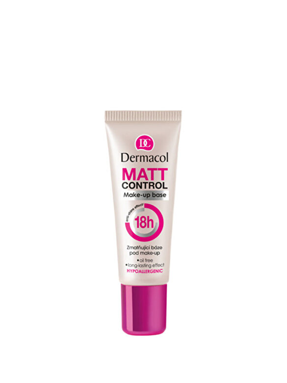 Dermacol - Baza de machiaj matifianta Matt Control, 20 ml - Incolor