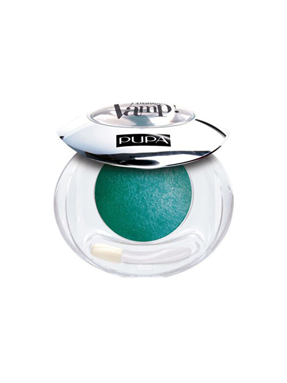Pupa Milano - Fard de pleoape Pupa Vamp Baked, 300 Emerald, 2.5 g - Incolor