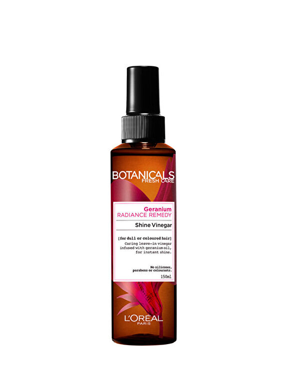 Botanicals - Solutie spray Botanicals Fresh Care cu ulei de muscata pentru par stralucitor , 150 ml - Incolor