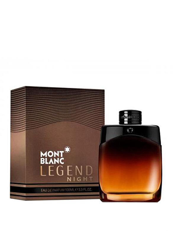 Mont blanc  - Apa de parfum Mont Blanc Legend Night, 100 ml, Pentru Barbati - Incolor