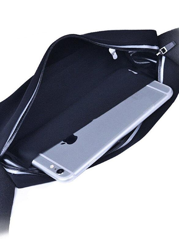 Avantree - Husa sport de talie Avantree, KSAM-006-BLK, pentru iPhone 6, Samsung Galaxy S6 - Negru