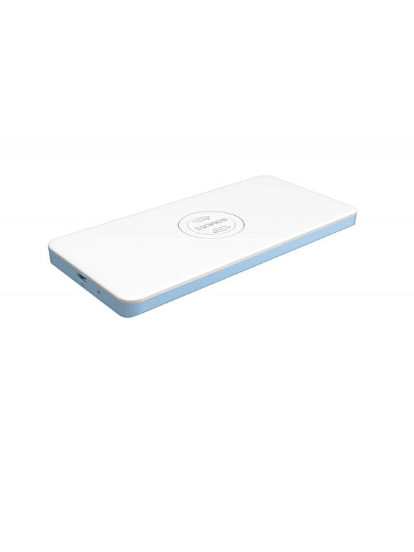 Romoss - Incarcator wireless Qi Romoss, WS01, Freemos 1, pentru iPhone 8, iPhone 8 Plus, iPhone X, S8, Alb - Alb