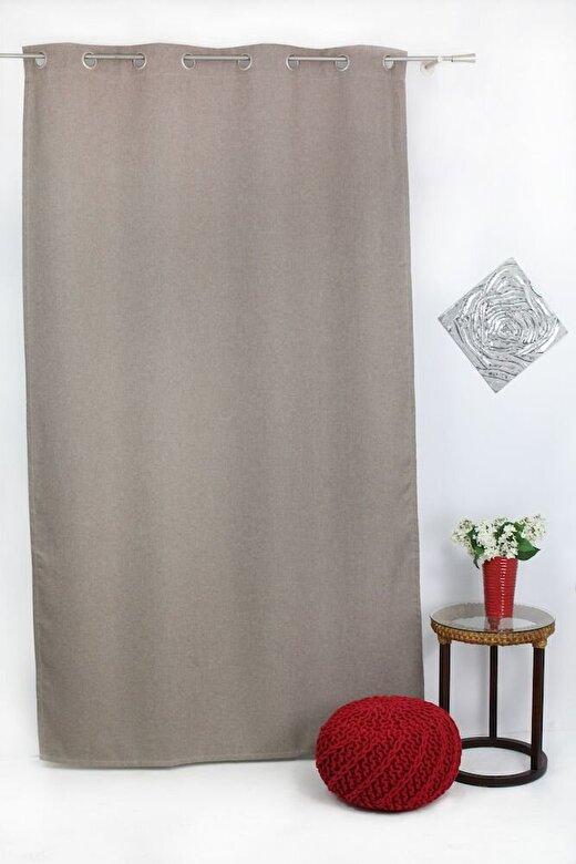 Mendola Fabrics - Draperie Decor Mendola Fabrics Butler, 10-279BUTLER-, Poliester 100%, 140 x 245 - Bej
