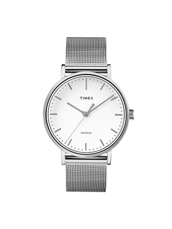 Timex - Ceas Timex TW2R26600 - Argintiu