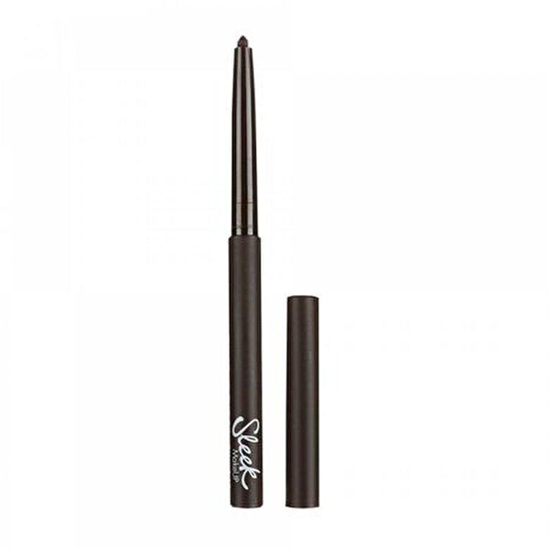 Sleek MakeUP - Creion de ochi retractabil Sleek Twist Up Eye Pencil Royal, Chocolate, 0.3 g - Incolor