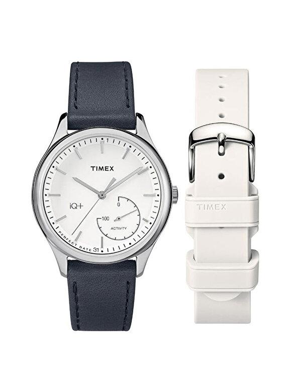 Timex - Set Timex IQ+ Move TWG013700 Hybrid Smartwatch - Negru