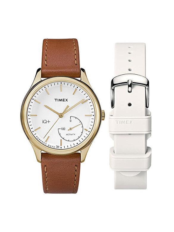 Timex - Set Timex IQ+ Move TWG013600 Hybrid Smartwatch - Maro