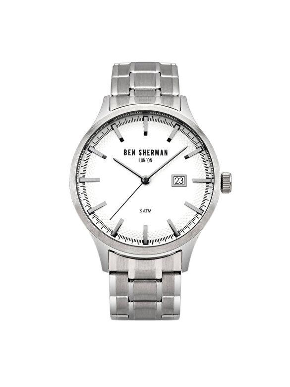 Ben Sherman - Ceas Ben Sherman WB056SM - Argintiu