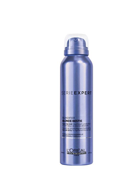 LOreal Professionnel - Spray iluminator pentru par blond L Oreal Professionnel Serie Expert Blondifier Blonde Bestie, 150ml, 150 ml - Incolor