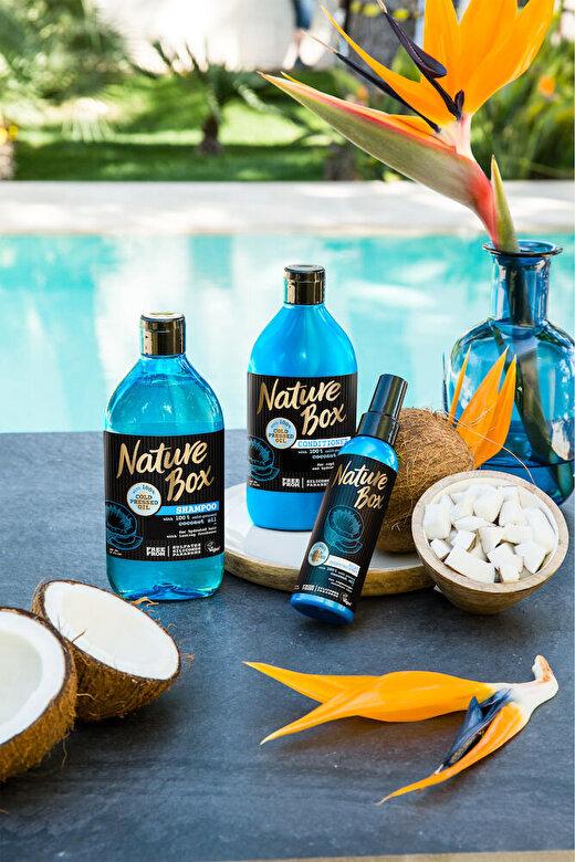 NATURE BOX - Tratament Nature Box Cocos, 150 ml - Incolor