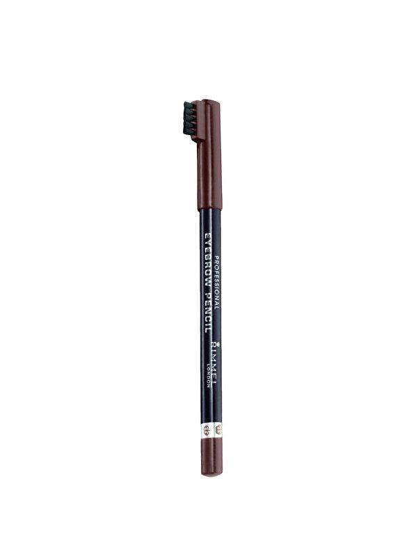Rimmel - Set cadou Rimmel: Mascara Wonderful cu ulei de Argan, Black, 11 ml + Creion pentru sprancene Professional, 001 Dark Brown, 1,4 g - Incolor