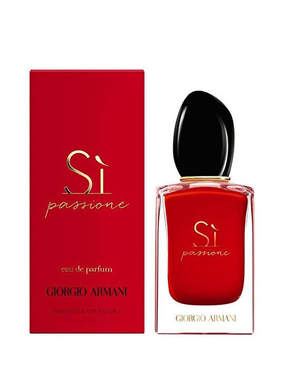 Giorgio Armani - Apa de parfum Si Passione, 100 ml, Pentru Femei - Incolor