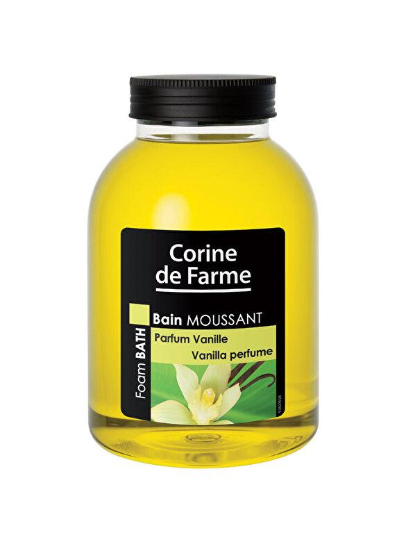 CORINE DE FARME - Spuma de baie cu vanilie, 1000 ml - Incolor