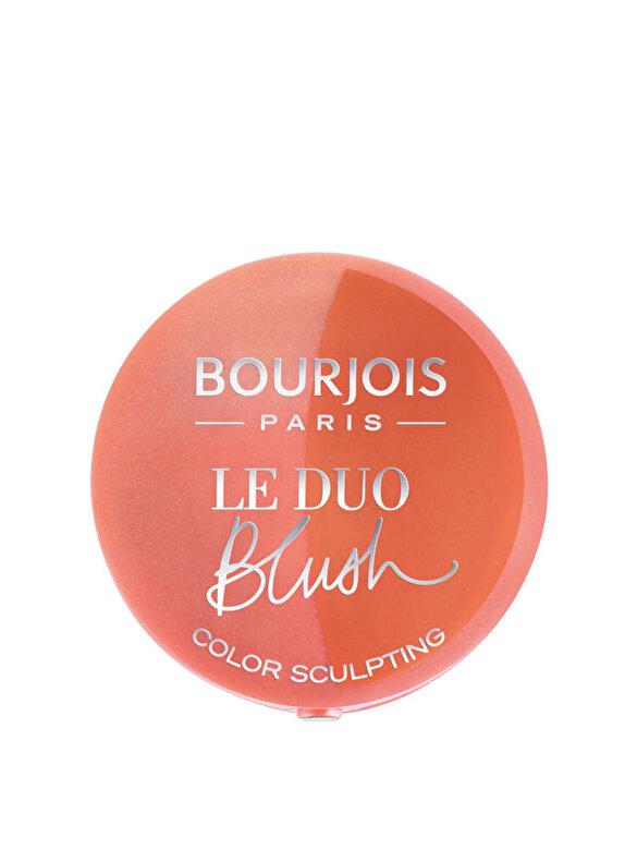 Bourjois - Fard de obraz Bourjois Le Duo Blush, 01 Soft Pink, 2.5 g - Incolor