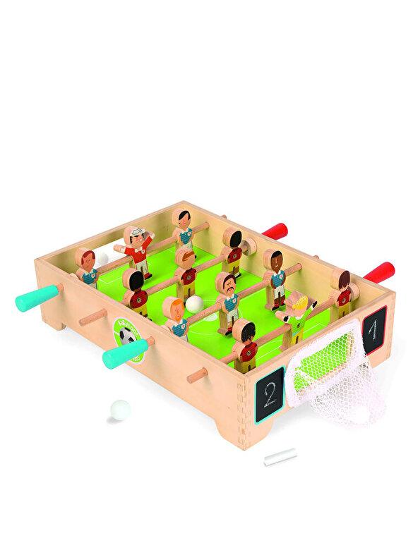 Janod - Joc Fotbal de masa - Micii Campioni - Multicolor