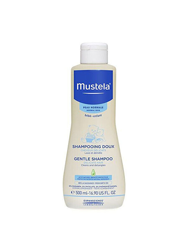 Mustela - Sampon Mustela 500ml - Multicolor