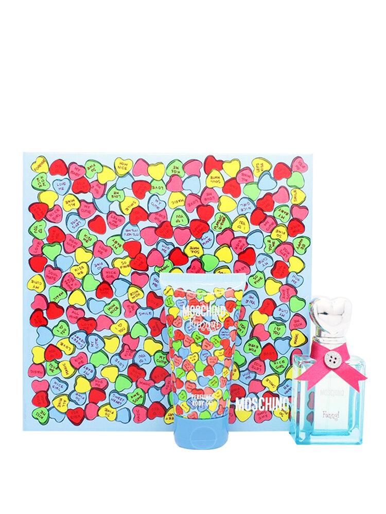 Set cadou Funny (Apa de toaleta 25 ml + Gel de corp 50 ml), pentru femei