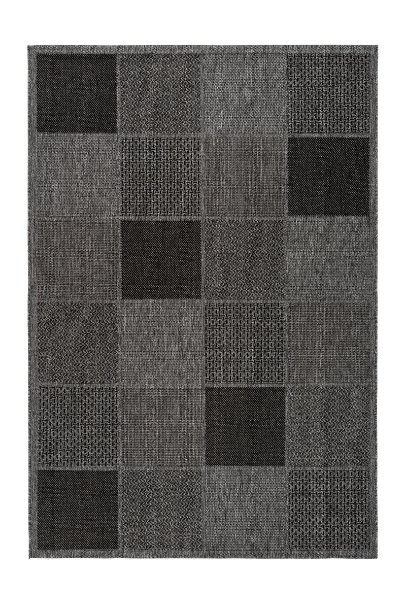 Covor Decorino Bondy, modern & geometric, polipropilena, C04-014815, 80 x 150 cm, Maro
