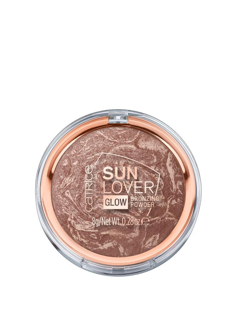 Prudra bronzanta catifelata Sun Lover, 010 Sun-kissed Bronze, 8 g