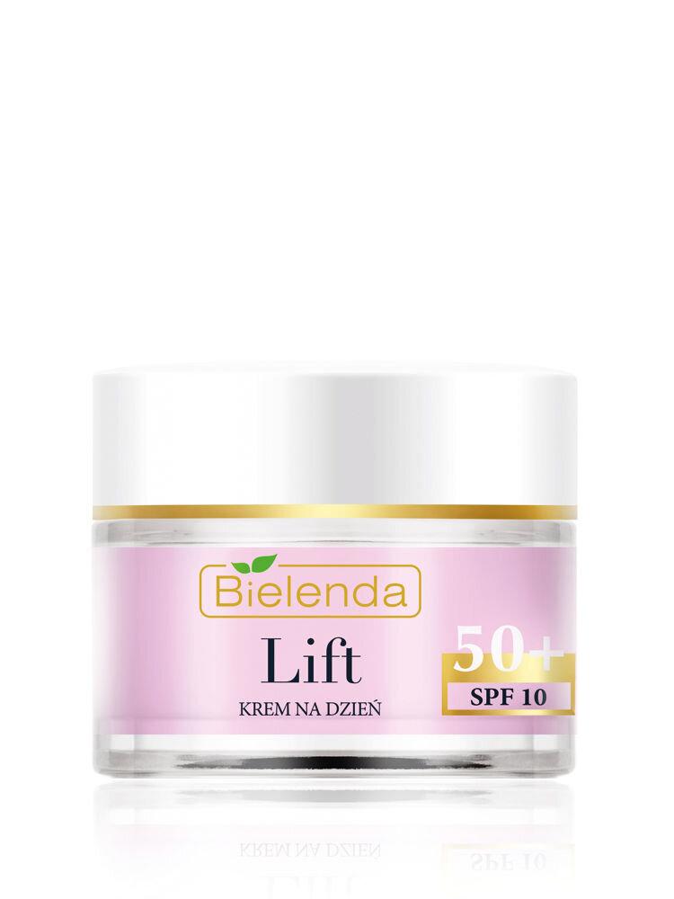 Crema antirid de zi 50+, SPF 10, 50 ml