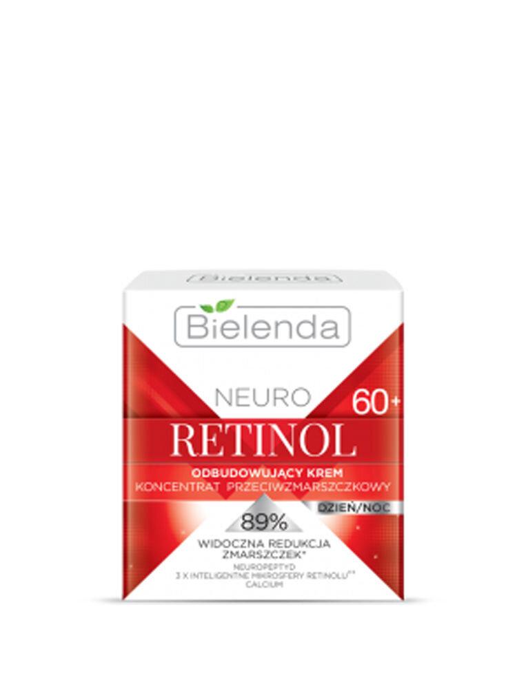 NEURO RETINOL Crema restaurativa Anti-rid concentrata 60+ zi-noapte, 50 ml