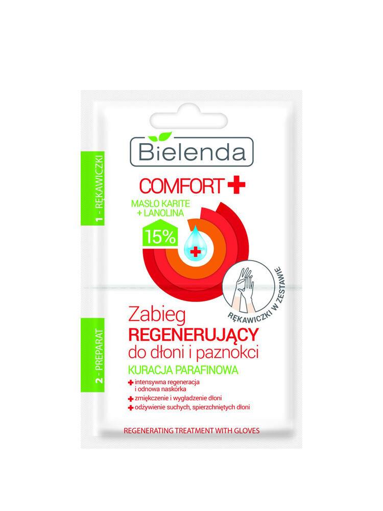Tratament cu Parafina- regenerare cu manusi, 10 ml