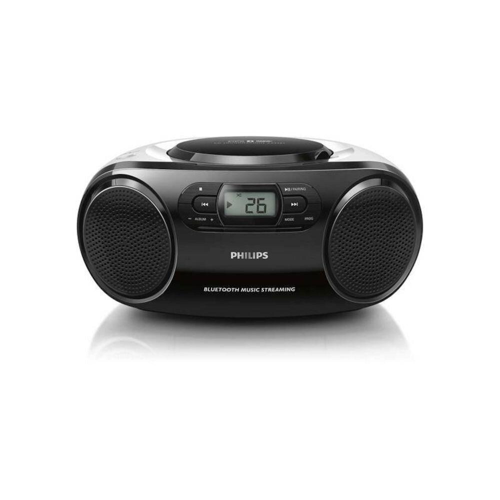 Radio CD Philips, AZ330T/12 USB, Negru