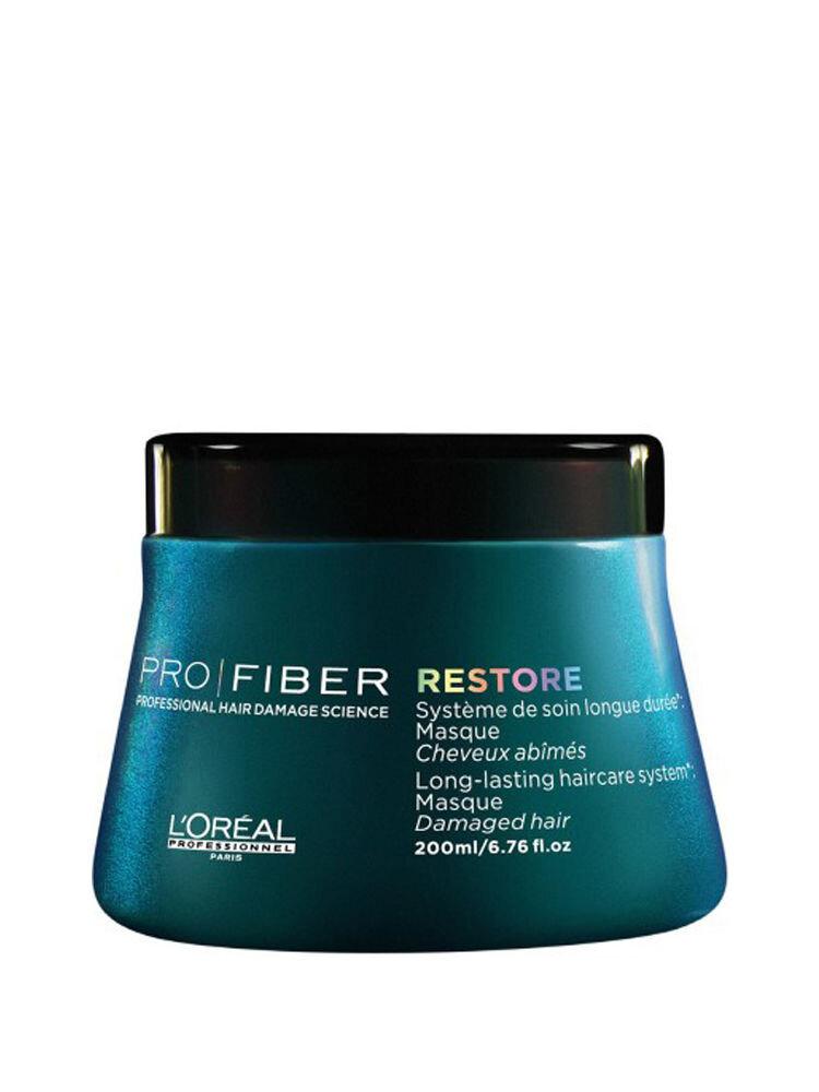 Masca de par L Oreal Professionnel Pro Fiber Restore, 200 ml, 200 ml