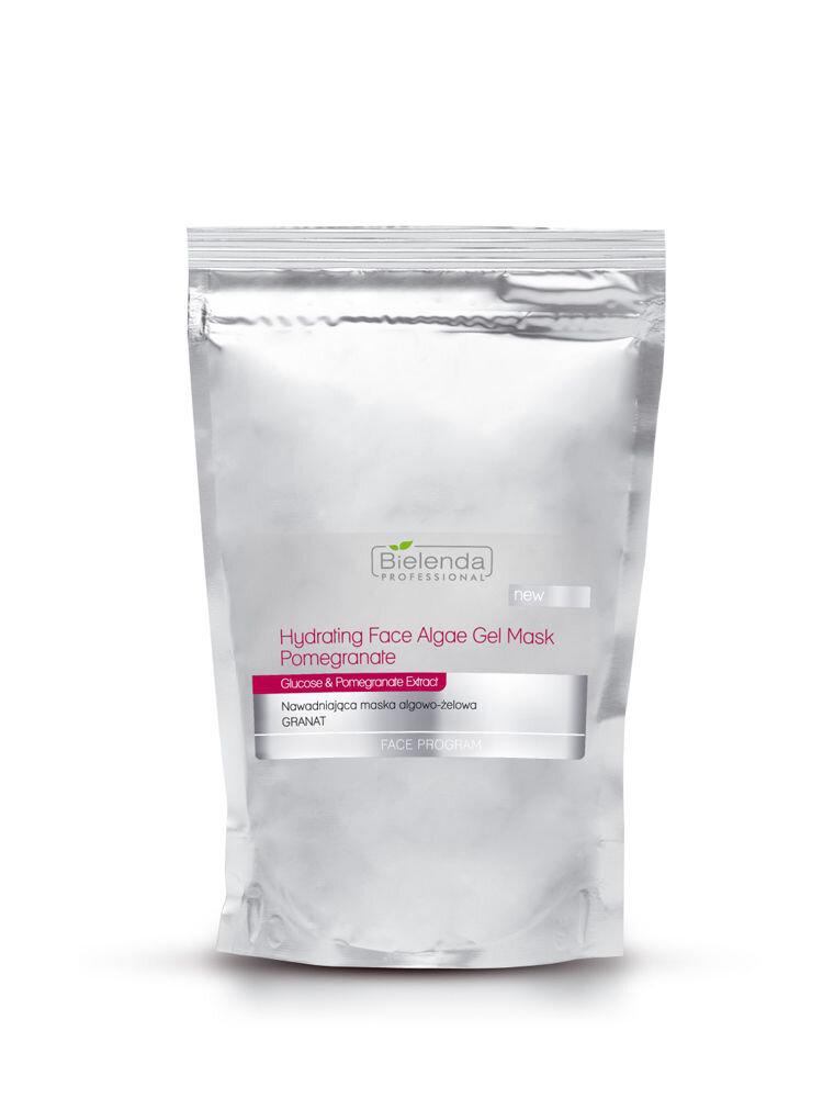 Masca-gel de fata hidratanta cu Rodii, 190 g