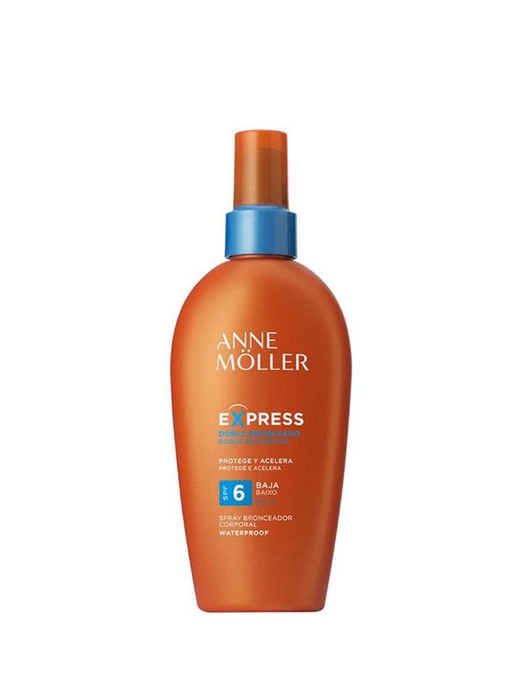 Lotiune de corp pentru protectie solara Anne Moller cu SPF6, 200 ml