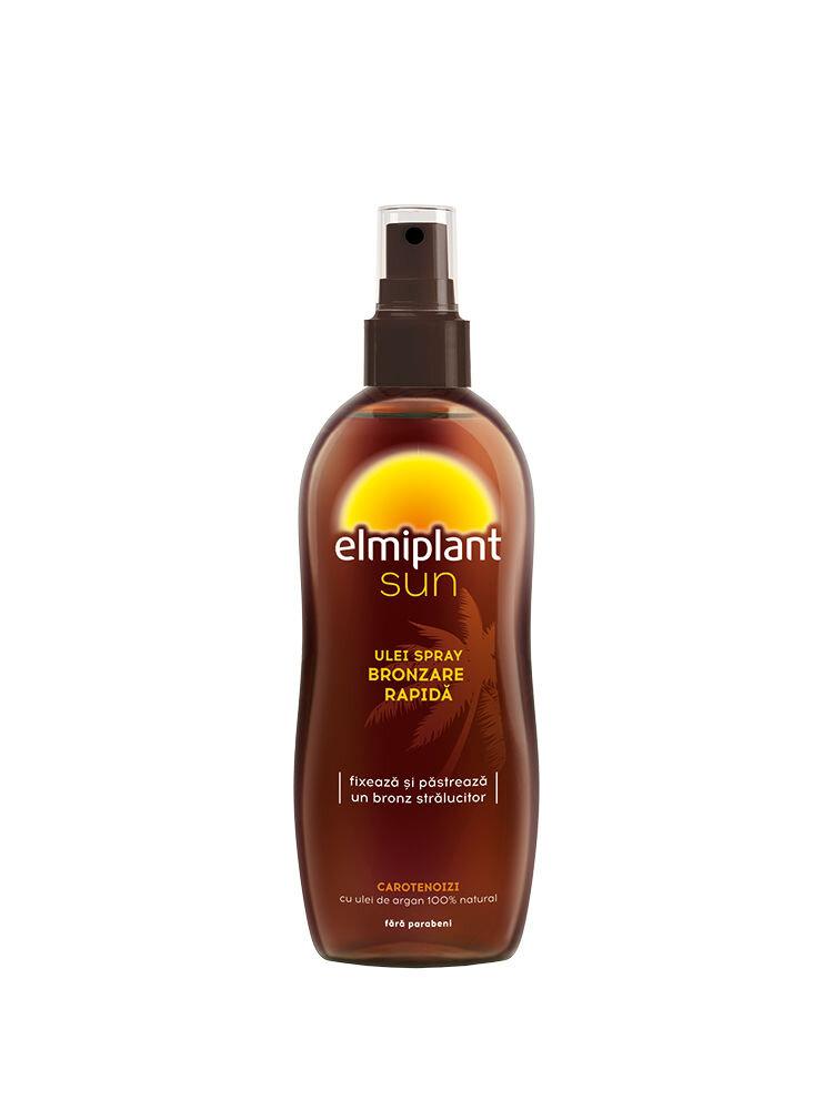 Ulei spray bronzare accelerata SPF 0, 150 ml