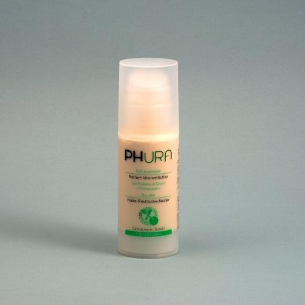 Nectar hidro restitutiv, ten deshidratat cu proteine din germeni de grau si fitosqualane, 100 ml