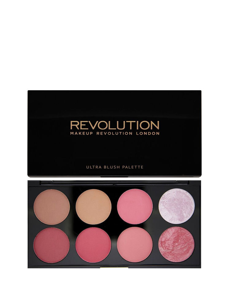 Trusa Make-up Revolution, Blush Palette Sugar And Spice