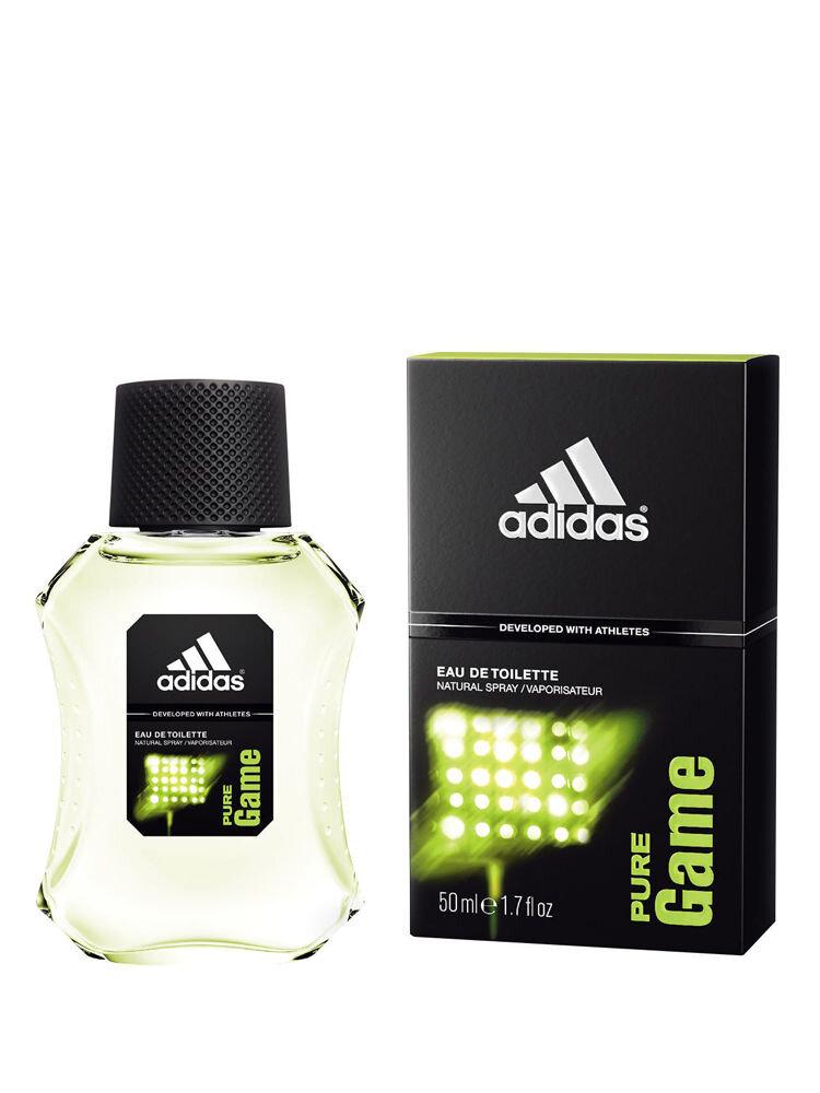 Apa de toaleta Adidas Pure Game, 50 ml, Pentru Barbati