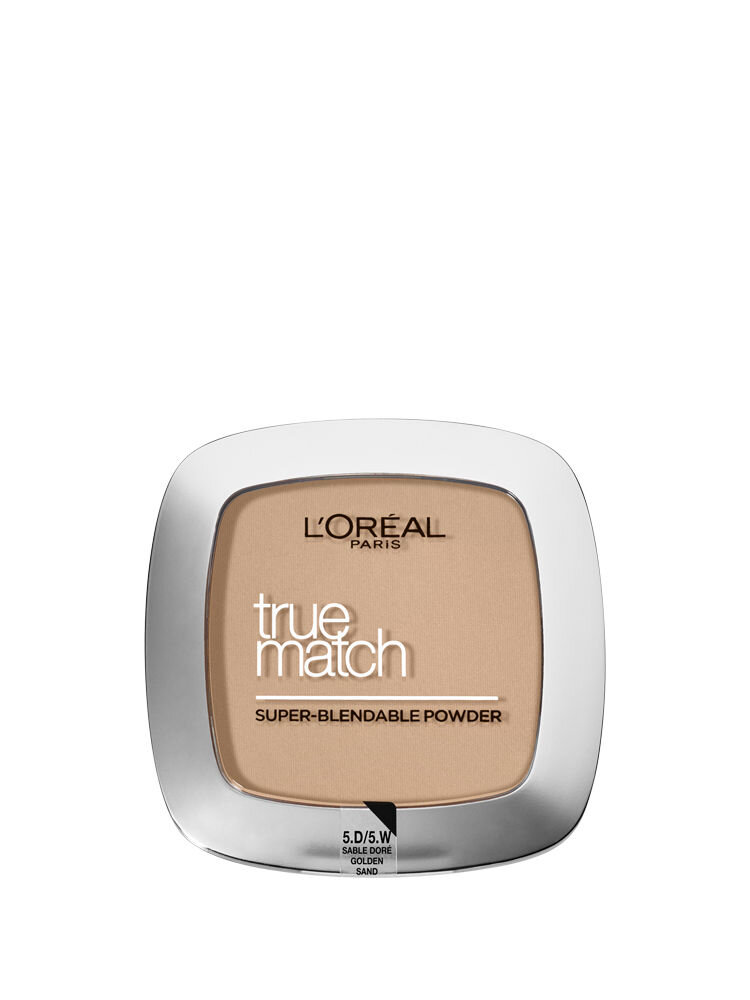 True Match Super Blendable Powder D-W Golden Sand, 9 g